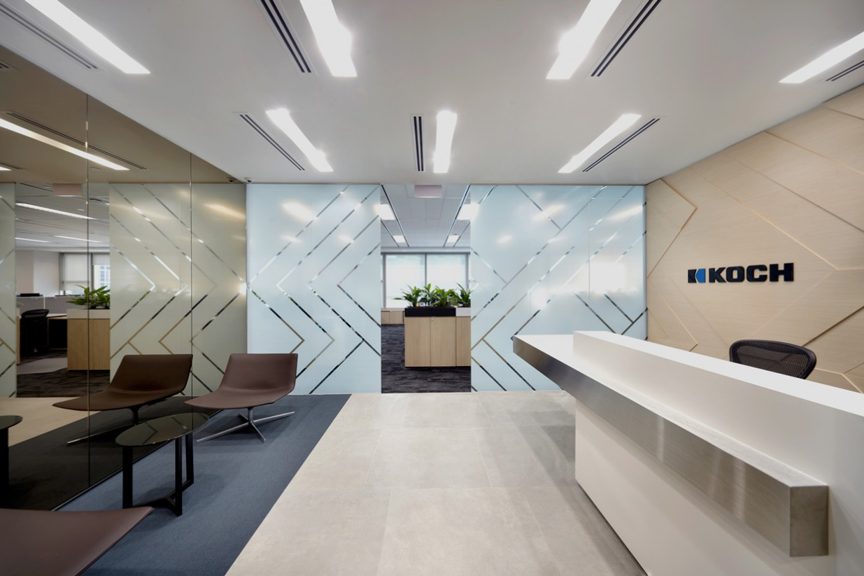 Koch business solutions asia pacific db b a different for Design consultancy singapore