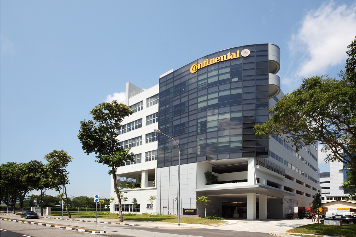 Continental automotive db b a different perspective for Design consultancy singapore